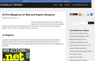 http://vandelaydesign.com/blog/design/12-print-magazines-for-web-and-graphic-designers/