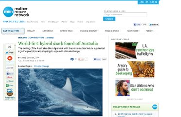 http://www.mnn.com/earth-matters/animals/stories/world-first-hybrid-shark-found-off-australia
