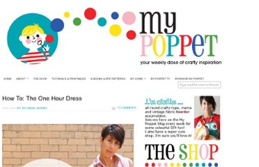 http://mypoppet.com.au/2012/09/how-to-the-one-hour-dress.html