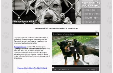 http://www.stopdogfighting.net/the_dog_fighting_problem.html