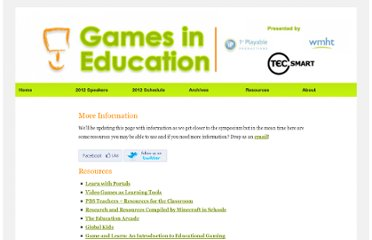http://gamesineducation.org/resources/