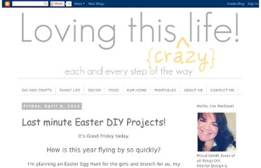 http://lovingthiscrazylife-melissa.blogspot.com/2012/04/last-minute-easter-diy-projects.html