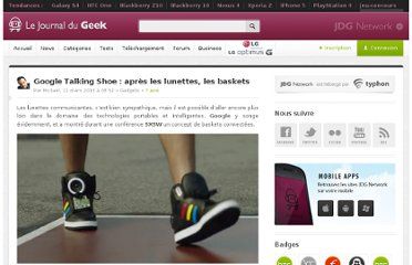http://www.journaldugeek.com/2013/03/11/google-talking-shoe/