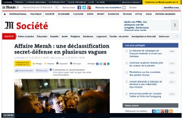 http://www.lemonde.fr/societe/article/2013/03/11/affaire-merah-une-declassification-secret-defense-en-plusieurs-vagues_1846206_3224.html