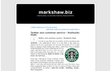 http://www.markshaw.biz/twitter-and-customer-service-starbucks-style/