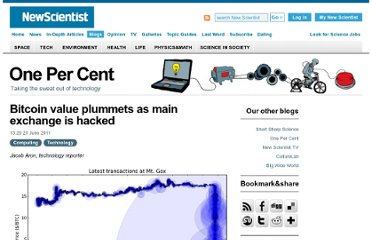 http://www.newscientist.com/blogs/onepercent/2011/06/bitcoin-value-plummets-as-main.html