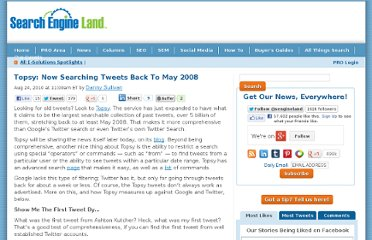 http://searchengineland.com/topsy-now-searching-tweets-back-to-may-2008-49162