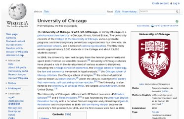 http://en.wikipedia.org/wiki/University_of_Chicago