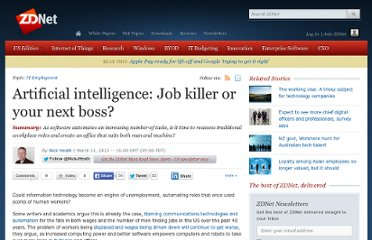 http://www.zdnet.com/artificial-intelligence-job-killer-or-your-next-boss-7000012404/?s_cid=e589