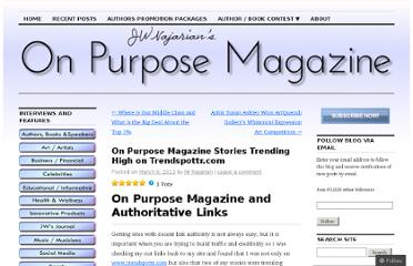 http://onpurposemagazine.com/2013/03/06/on-purpose-magazine-stories-trending-high-on-trendspottr-com/
