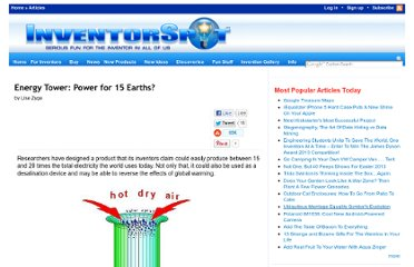 http://inventorspot.com/articles/energy_tower_power_15_earths_9102