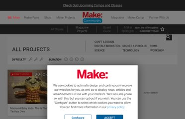 http://blog.makezine.com/projects/