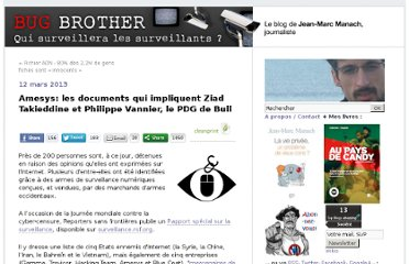http://bugbrother.blog.lemonde.fr/2013/03/12/amesys-les-documents-qui-impliquent-ziad-takieddine-et-philippe-vannier-le-pdg-de-bull/