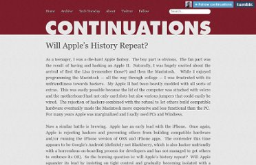 http://continuations.com/post/241521402/will-apples-history-repeat
