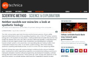 http://arstechnica.com/science/news/2010/08/systems-and-synthetic-biology-neither-models-nor-miracles.ars