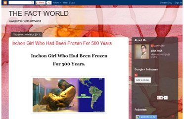 http://thefactworl.blogspot.com/2013/03/inchon-girl-who-had-been-frozen-for-500.html