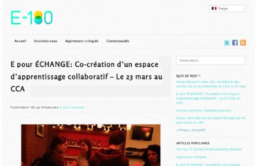 http://blog.e-180.com/2013/03/e-pour-echange-co-creation-dun-espace-dapprentissage-collaboratif-le-23-mars-au-cca/