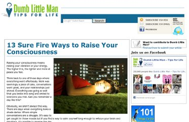 http://www.dumblittleman.com/2010/06/13-sure-fire-ways-to-raise-your.html