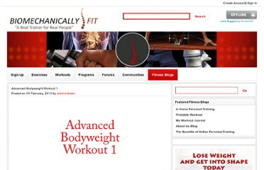 http://biomechanicallyfit.com/post/20467/advanced-bodyweight-workout-1.aspx