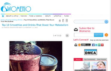 http://www.womenio.com/1880/top-10-smoothies-and-drinks-that-boost-your-metabolism