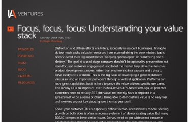 http://www.iaventures.com/focus-focus-focus-understanding-your-value-stack