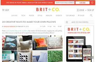 http://www.brit.co/20-pillows/