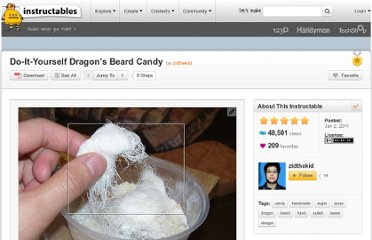 http://www.instructables.com/id/Do-It-Yourself-Dragons-Beard-Candy/