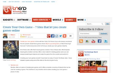 http://tnerd.com/2008/07/08/create-your-own-game-you-create-games-online/