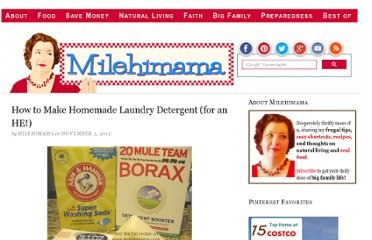 http://www.milehimama.com/how-to-make-homemade-laundry-soap-for-an-he/