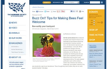 http://www.humanesociety.org/news/magazines/2013/03-04/welcome-native-bees-to-your-backyard.html