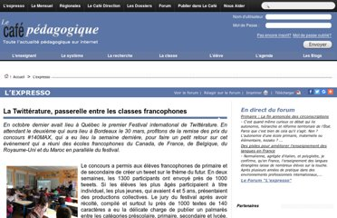 http://www.cafepedagogique.net/lexpresso/Pages/2013/03/21032013Article634994462200381814.aspx