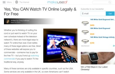 http://www.makeuseof.com/tag/yes-you-can-watch-tv-online-legally-and-for-free/