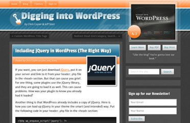 http://digwp.com/2009/06/including-jquery-in-wordpress-the-right-way/
