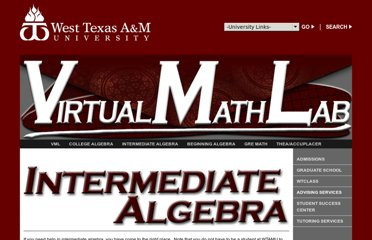 http://www.wtamu.edu/academic/anns/mps/math/mathlab/int_algebra/index.htm