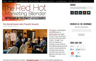 http://www.redhotmarketingblender.com/2013/03/the-world-needs-aaa-triplea-brands/