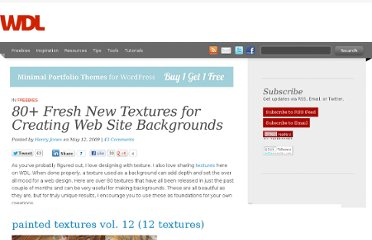 http://webdesignledger.com/freebies/80-fresh-new-textures-for-creating-web-site-backgrounds