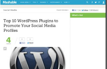 http://mashable.com/2009/06/16/wordpress-social-media-profile/