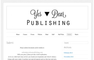 http://yesdearpublishing.com/submit/
