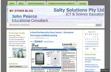 http://johnp.wordpress.com/2013/03/20/a-great-ipad-manual-for-every-teacher-educational-technology-and-mobile-learning/
