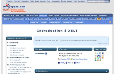 http://haypo.developpez.com/tutoriel/xml/xslt/