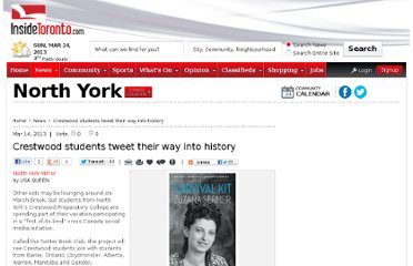 http://www.insidetoronto.com/news-story/2506467-crestwood-students-tweet-their-way-into-history/