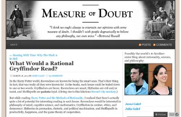 http://measureofdoubt.com/2013/03/18/what-would-a-rational-gryffindor-read/