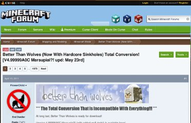 http://www.minecraftforum.net/topic/253365-147-sspsmp-better-than-wolves-mod-now-with-hardcore-lactation-v462-upd-mar-22/