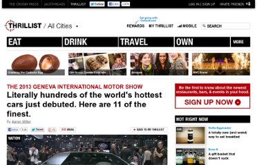 http://www.thrillist.com/own/nation/the-2013-geneva-international-motor-show