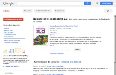 http://books.google.co.ve/books/about/In%C3%ADciate_en_El_Marketing_2_0.html?hl=es&id=zr2dYAPwCSEC#v=onepage&q&f=false
