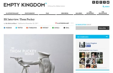 http://www.emptykingdom.com/featured/thom-puckey-master-of-marble/