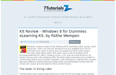 http://www.7tutorials.com/kit-review-windows-8-dummies-elearning-kit-faithe-wempen