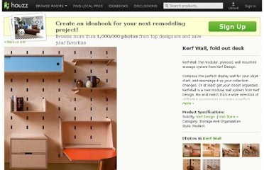 http://www.houzz.com/photos/1784448/Kerf-Wall--fold-out-desk-modern-storage-and-organization-seattle