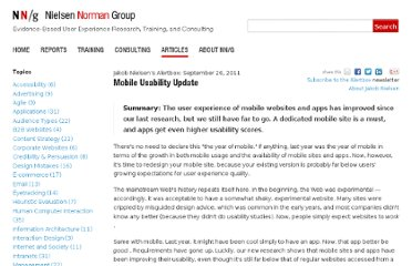 http://www.nngroup.com/articles/mobile-usability-update/