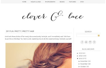 http://www.cloverandlace.com/2011/09/diy-fun-pretty-pretty-hair.html